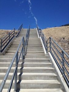 Stairs and Lyme symptoms