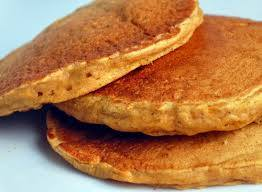 Pumpkin Pancakes and Lyme Symptoms