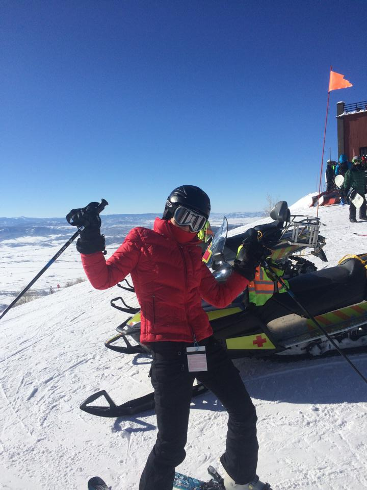 Skiing and Lyme Disease